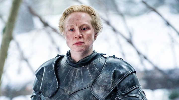 Introducing Our Bachelorette The Gorgeous Brienne Of Tarth And Her Three Potential Suitors Who Will She Choose