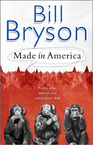 Bill bryson new book 2017
