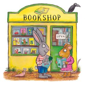 Pip and Posy Bookshop RGB The Bookseller
